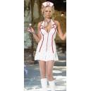 Costume déguisement infirmière