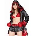 Costume la championne de boxe