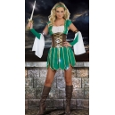 Costume l'elf guerrier