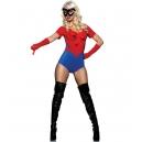 Costume spiderman spider girl