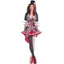 Costume harlequin