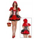 Costume le petit chaperon rouge glamour