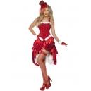 Costume robe mère noël pin-up