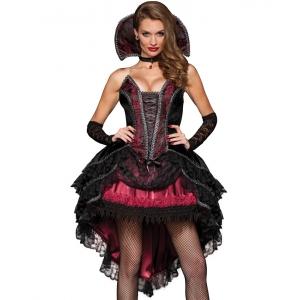 Costume la Vamp queue de pie