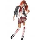Costume l'écolière zombie