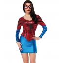 Costume robe de spiderman