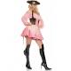 Costume pirate rose