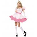 Costume Princesse Peach super mario bros