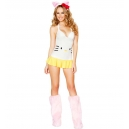 Costume adorable Hello Kitty