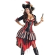 Costume pirate glams