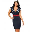 Costume chef de la marine