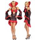 Costume vampire - déguisement halloween femme