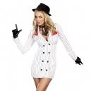 Costume femme Smooth Criminal