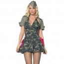 Costume le cadet armée militaire