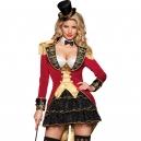 Costume Cirque dompteuse de lion