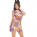 Costume Hippie psychedelique