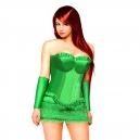 Costume L'empoissonneuse Poison Ivy de batman