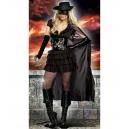 Costume femme Zorro