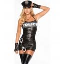 Costume la flic
