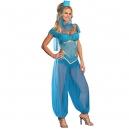 Costume le génie de la lampe Aladdin