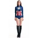 Costume captain america